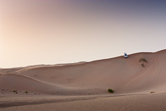 Dune Bashing (Jim Boud) Tags: digital canon eos rebel offroad dune uae abudhabi rollercoaster landcruiser unitedarabemirates sanddunes xsi dunebashing 450d platinumphoto jrbxom jamesboudphotoart jimboudphotography emerati