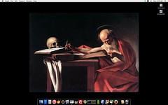 St Jerome (jasonwryan) Tags: desktop jerome caravaggio