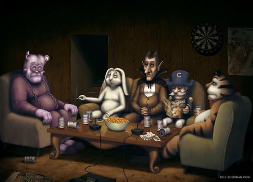 Sheridan_cereal-mascot-reunion