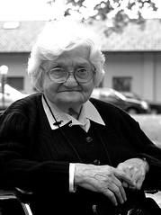 Erminia - La mia nonnina - 96 anni (Roby1kenobi)