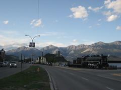 Canada Rail- Jasper