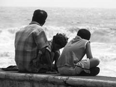 Paternal Love (Shreeram Ghaisas) Tags: sea link bandra worli seaface sealink