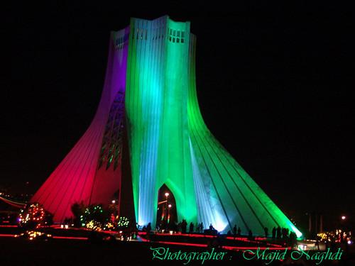 borj-e_azadi_tehran-iran