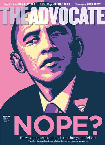Obama e i dubbi del movimento GLBT americano. by you.