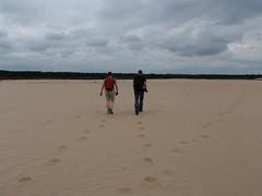 Dutch Sahara (Jensje) Tags: sand geocaching dunes clowds loonseendrunenseduinen dutchsahara