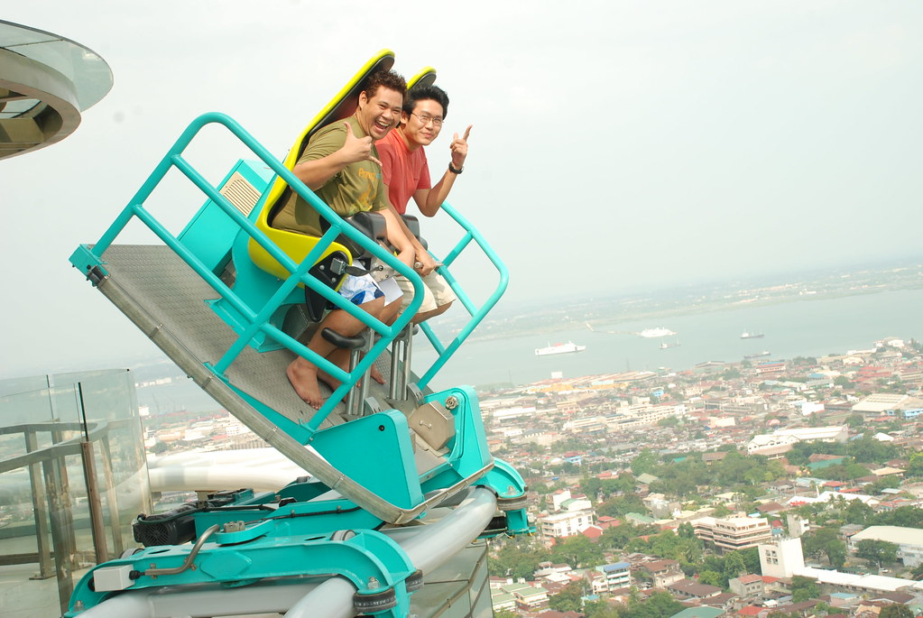 Cebu's Edge Coaster