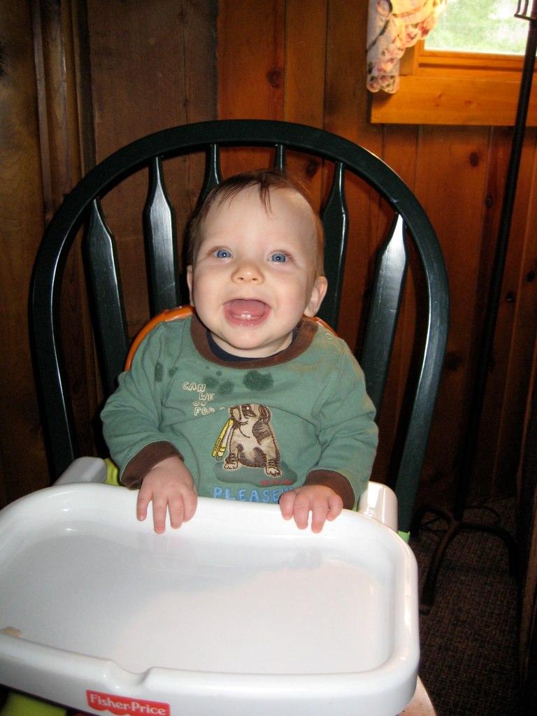 One Happy Baby