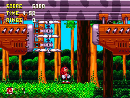 Sonic & Knuckles - XBLA