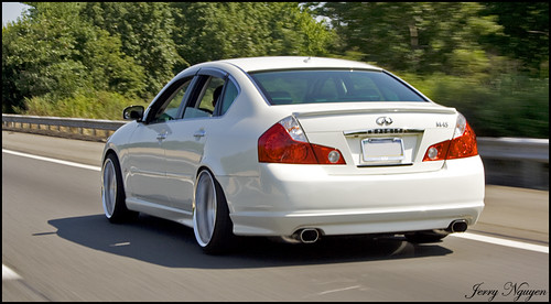 Vip White Infiniti M45 With Pic Tristatetuners Home Of
