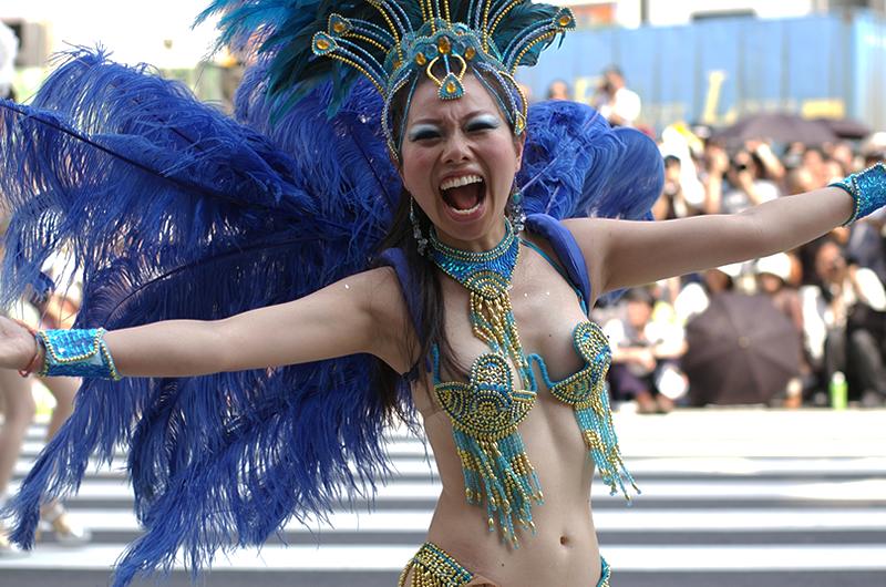 Asakusa Samba Carnival 2009