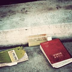 Discarded religion
