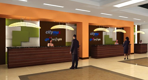 Citymax Bur Dubai, Reception