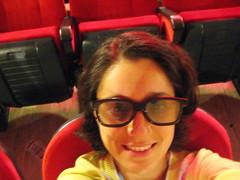 al cinema in 3D