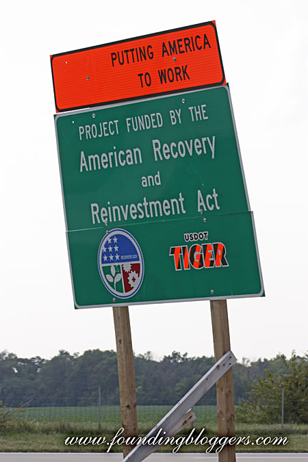 New Progressive Stimulus Signs Just In Time!