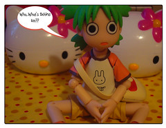 365 Toy Project 10/365 (Sock Hop Adoption Shop) Tags: hellokitty yotsuba 365toyproject