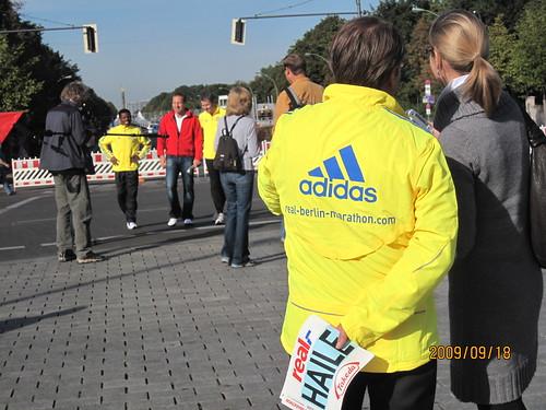 Berlin Marathon 2009 - Haile