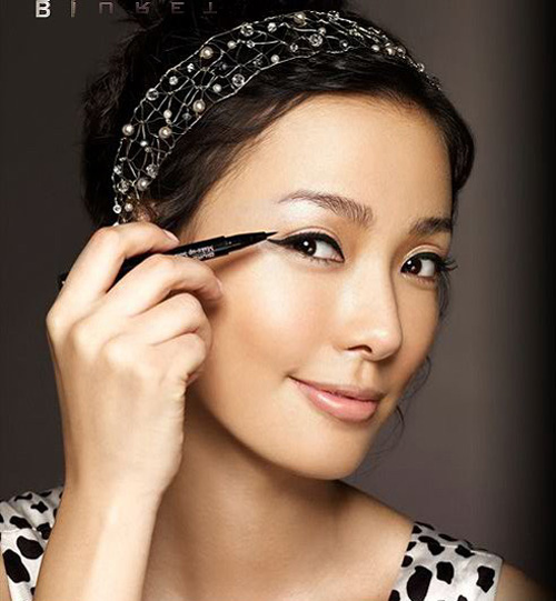 Korea Actress Son Tae Young (손태영) BIURET Brand Photoshoot - beautiful girls