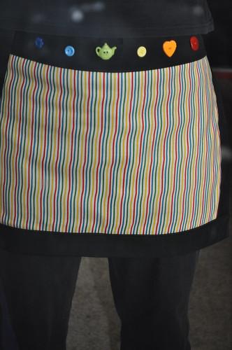 rainbow apron 14