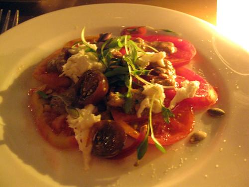 Baia Nicchia Tomato Salad