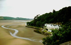 Portmeirion (Nogoodboyo) Tags: sea beach church wales hotel ship portmeirion imnotanumber britishseascapes wheresrover