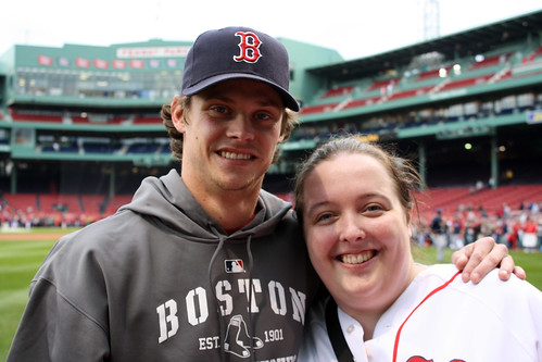 Clay Buchholz by you.