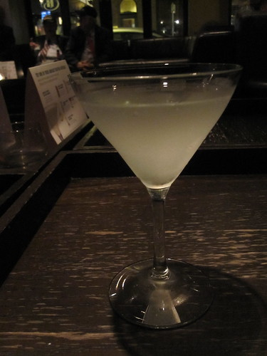 Absolute Vodka Boston tea party martini