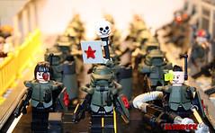Brikviet Occupation 1 (JasBrick) Tags: army lego minifig custom brickarms brikviet