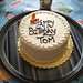 Cake from Tom and Christi