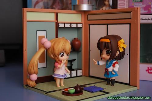 Haruhi i Rin al Nendoroid Playset 2 Japanese