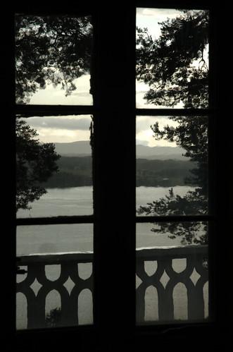 Old Window Panes