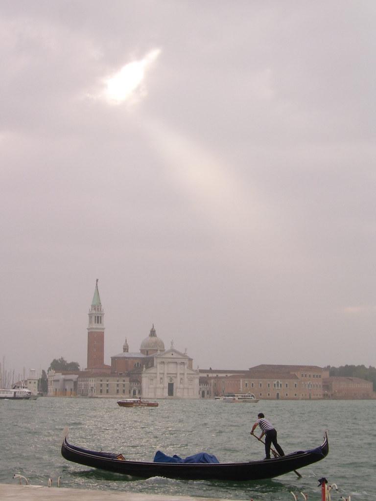 Venecia y su luz.