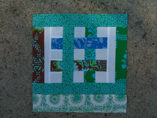 SewConnected 3 | October block for Cathy