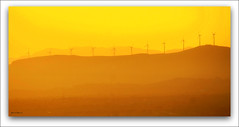 Molins (Pemisera) Tags: sunset landscape paisaje puestadesol paysage ocaso molinos baixebre paisatge postadesol molins moulins camarles pemisera