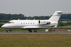 G-LWDC - 3031 - ISM Aviation Service - Canadair CL-600-2A12 Challenger 601 - Luton - 090622 - Steven Gray - IMG_4624