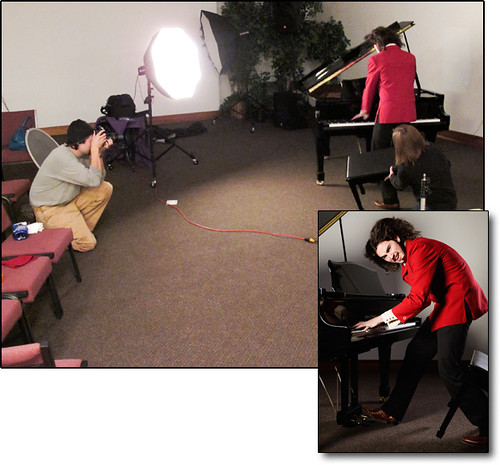 Mad Pianist - Behind the Scenes