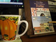 Still Life with Pumpkin Mug