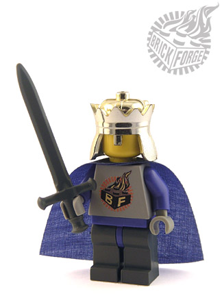 Sovereign Sword - Dark Blueish Gray