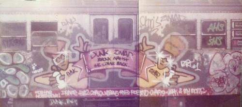 ZIMAD / DUNK 1 LINE 80'S