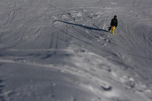 Miniland Snowboarder