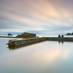 Apparitions at Dusk - Sutro Baths, San Francisco