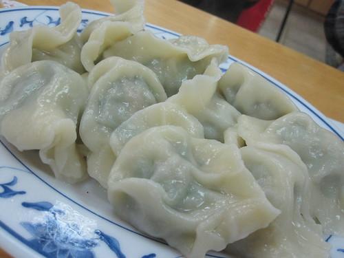 Dumplings (水餃)