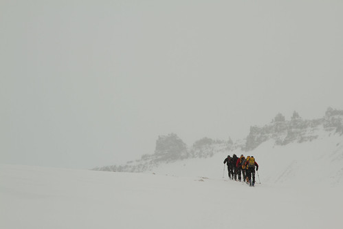 Group in search for powder!