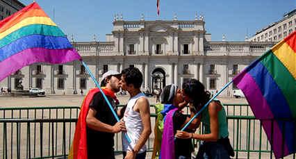 gay y lesbianas en roma