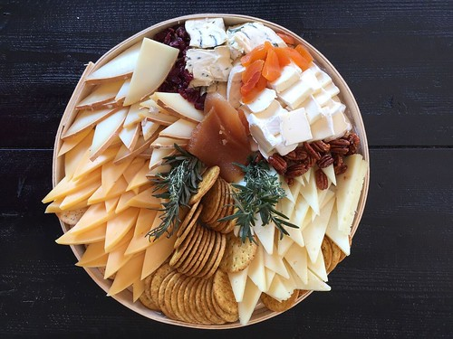 Goddess Rocks! Catering: Cheese Tray