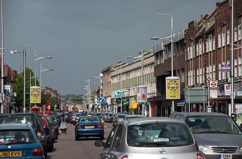 Barkingside High Street