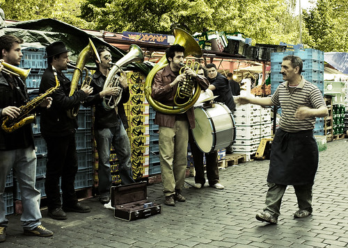 Markt und Musik