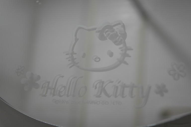 和成kitty浴鏡
