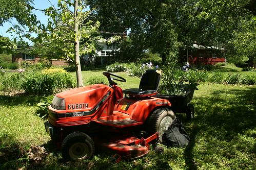 love my mower