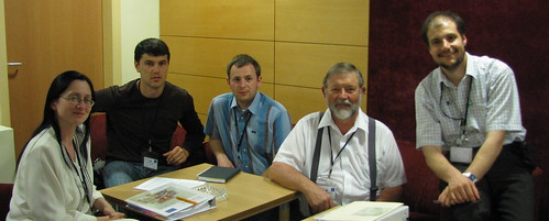 Participanti la Reteaua de Stiinta EuroLeadership