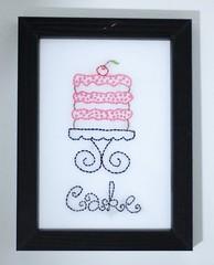 cake framed